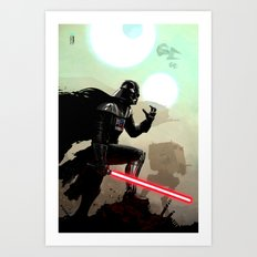 Empire Art Print