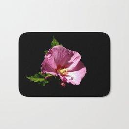 Think Flowers - Lavender Rose of Sharon Bath Mat