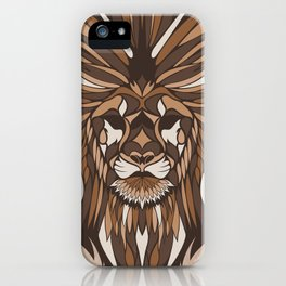Barbary Lion iPhone Case