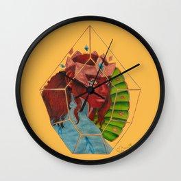 """Horsemen Series: """"Conquest"""" Wall Clock"""