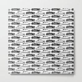 Automobiles Metal Print