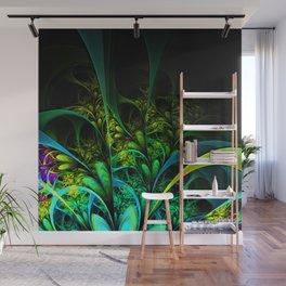 Grass roots Wall Mural