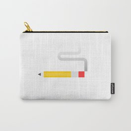 Smoking Pencil Carry-All Pouch