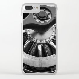 Sopwith Pup Clear iPhone Case