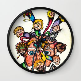 My Insanity Wall Clock