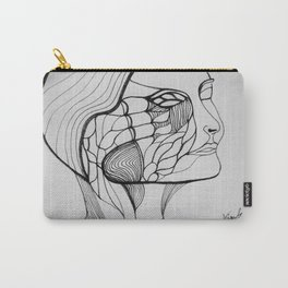 number 4 Carry-All Pouch