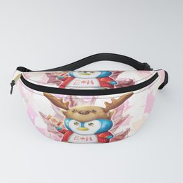 Canada Day 2019 - Eh - ALT CLR Fanny Pack