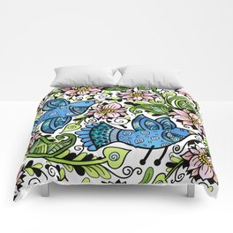 Blossom Spring Comforters