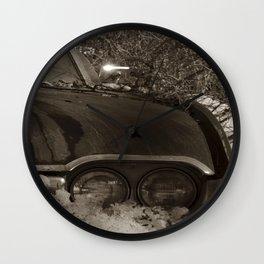 T-Bird: Spring. Wall Clock