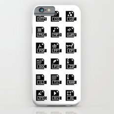 Icons iPhone 6s Slim Case