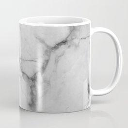White Howlite Coffee Mug