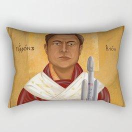 Elon Musk Rectangular Pillow