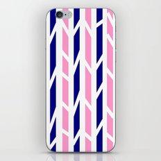 Mariniere marinière variation IX iPhone & iPod Skin