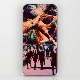 The Hurricane iPhone Skin