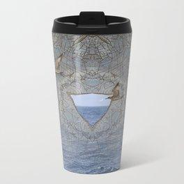 Horizon Metal Travel Mug