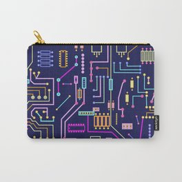 Circuits Carry-All Pouch