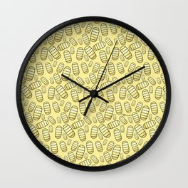 Maneki Koban Wall Clock