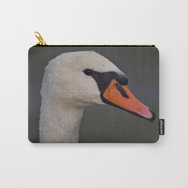 Mute Swan in Summer Carry-All Pouch