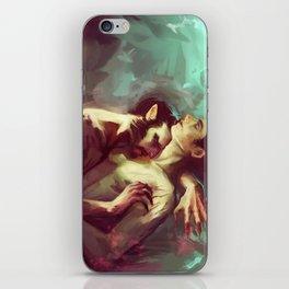 sterek iPhone Skin
