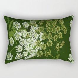 Angelica Abstact Rectangular Pillow