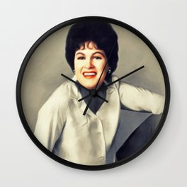Patsy Cline, Music Legend Wall Clock