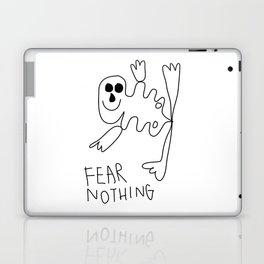 Fear Nothing Laptop & iPad Skin