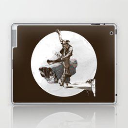 Media Rodeo: Big Brother is watching you Laptop & iPad Skin