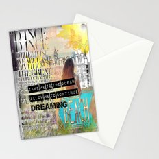 Continue Dreaming Stationery Cards