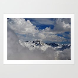 A land worth fighting for Art Print