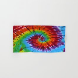 Tie Dye 004 Hand & Bath Towel