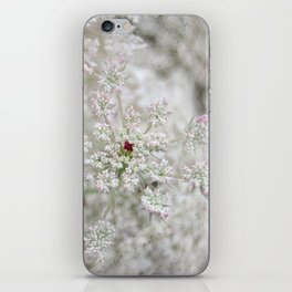 Save this moment iPhone Skin
