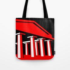 Parthenon Tote Bag