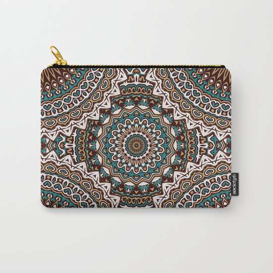 Mandala 88 Carry-All Pouch