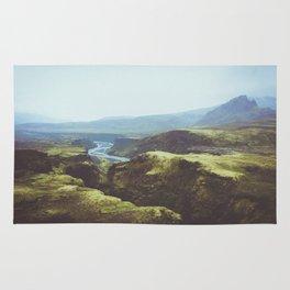 Thórsmörk Valley Rug