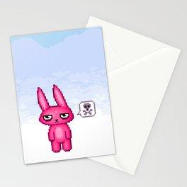 Grumpy Bun Stationery Cards