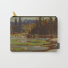 Tom Thomson Portage, Ragged Lake 1917 Canadian Landscape Artist Carry-All Pouch