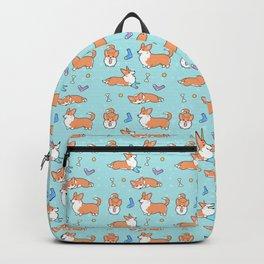 Corgi attitude Backpack