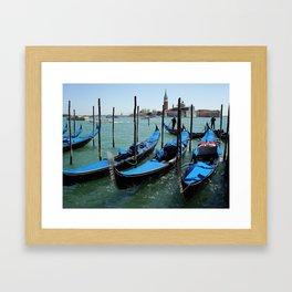 Venetian Breeze Framed Art Print