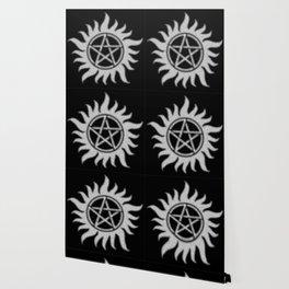 Carry On Supernatural Pentacle Wallpaper
