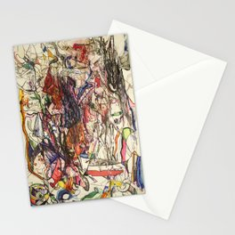 Smoke & Feng Shui Stationery Cards