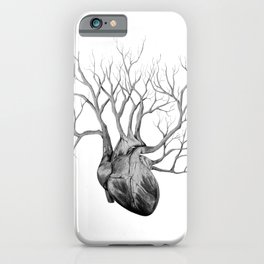 Tree Heart  iPhone Case