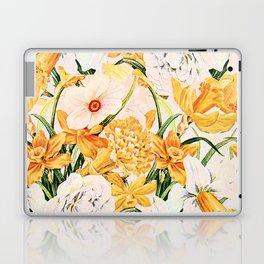 Wordsworth  and the daffodils. Laptop & iPad Skin