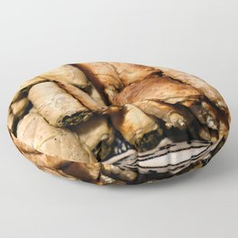 Greek Delight Floor Pillow