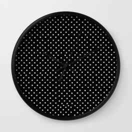 Classic Polka Dots Wall Clock