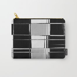Picture this as a Scarf with Fringe (Hipster series) Carry-All Pouch