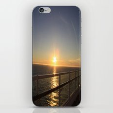 Ocean Sun iPhone & iPod Skin