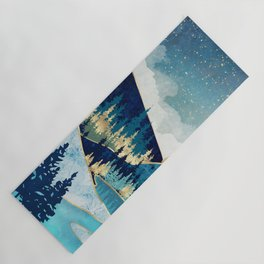 Morning Stars Yoga Mat
