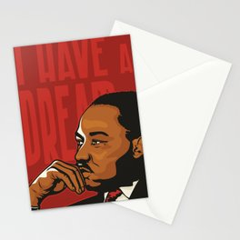 I Have A Dream Stationery Cards