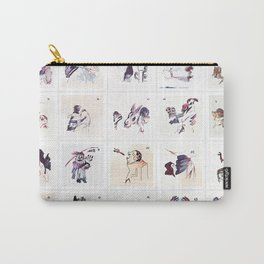 Collection Portrait ~ Los Caprichos Carry-All Pouch