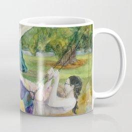 Only Way to Fly Coffee Mug